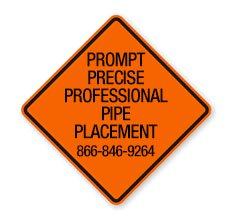Prompt Precise Professional Pipe Placement